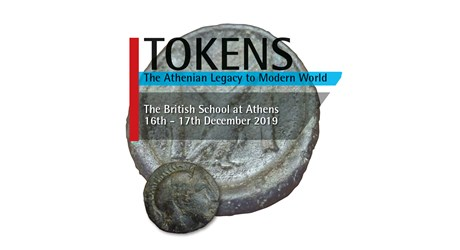 Workshop: TOKENS. The Athenian legacy to modern world