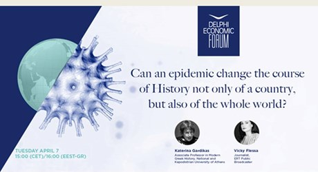 Can an epidemic change the course of History not only of a country, but also of the whole world?