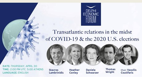 Transatlantic relations in the midst of COVID-19 & the 2020 U.S. elections