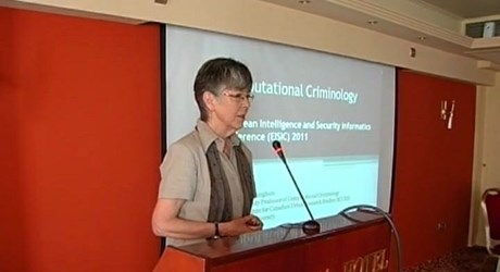Computational Criminology