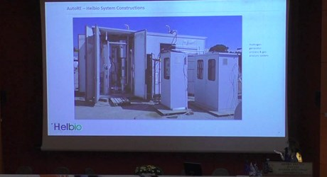 Helbio SA: An Innovative Technology in Hydrogen & Fuel Cell based Energy Systems