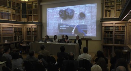 Second Nature Symposium 2018: Panel C. New Technologies - Giving materilas their second nature