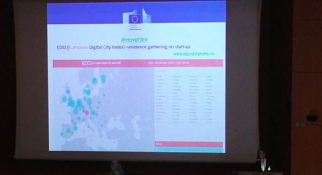Research and Innovation Policies in Greece and Europe - part 2: Europe